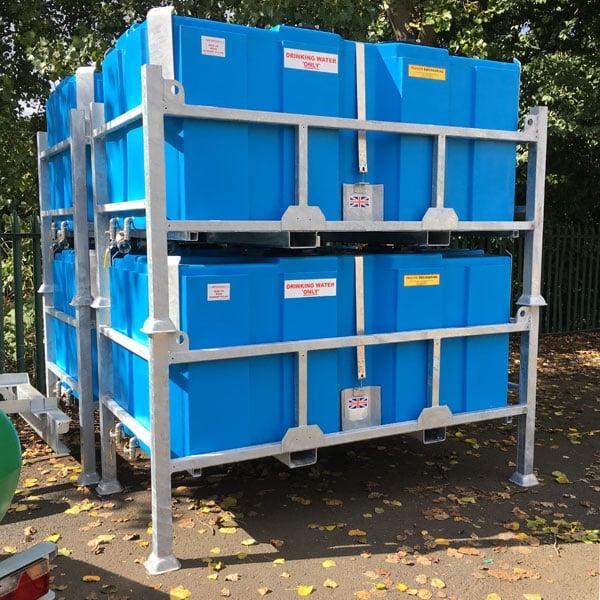 2000 Litre Stackable Water Tank