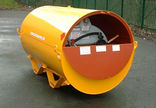 950-Litre-UN-Approved-Bunded-Diesel-Skid-Base-2