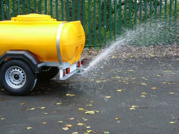 Water Bowser Spreader Plate