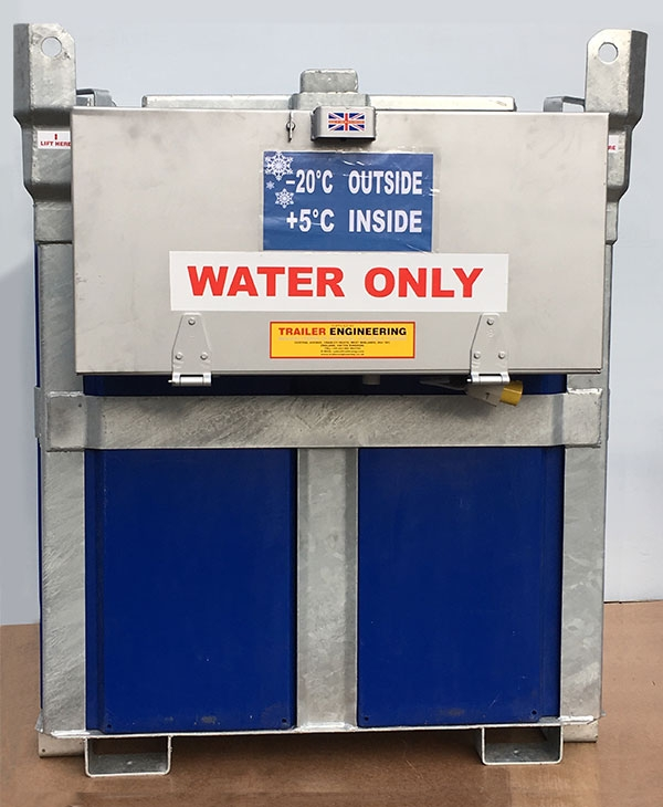 985 Litre Drinking Water Cube