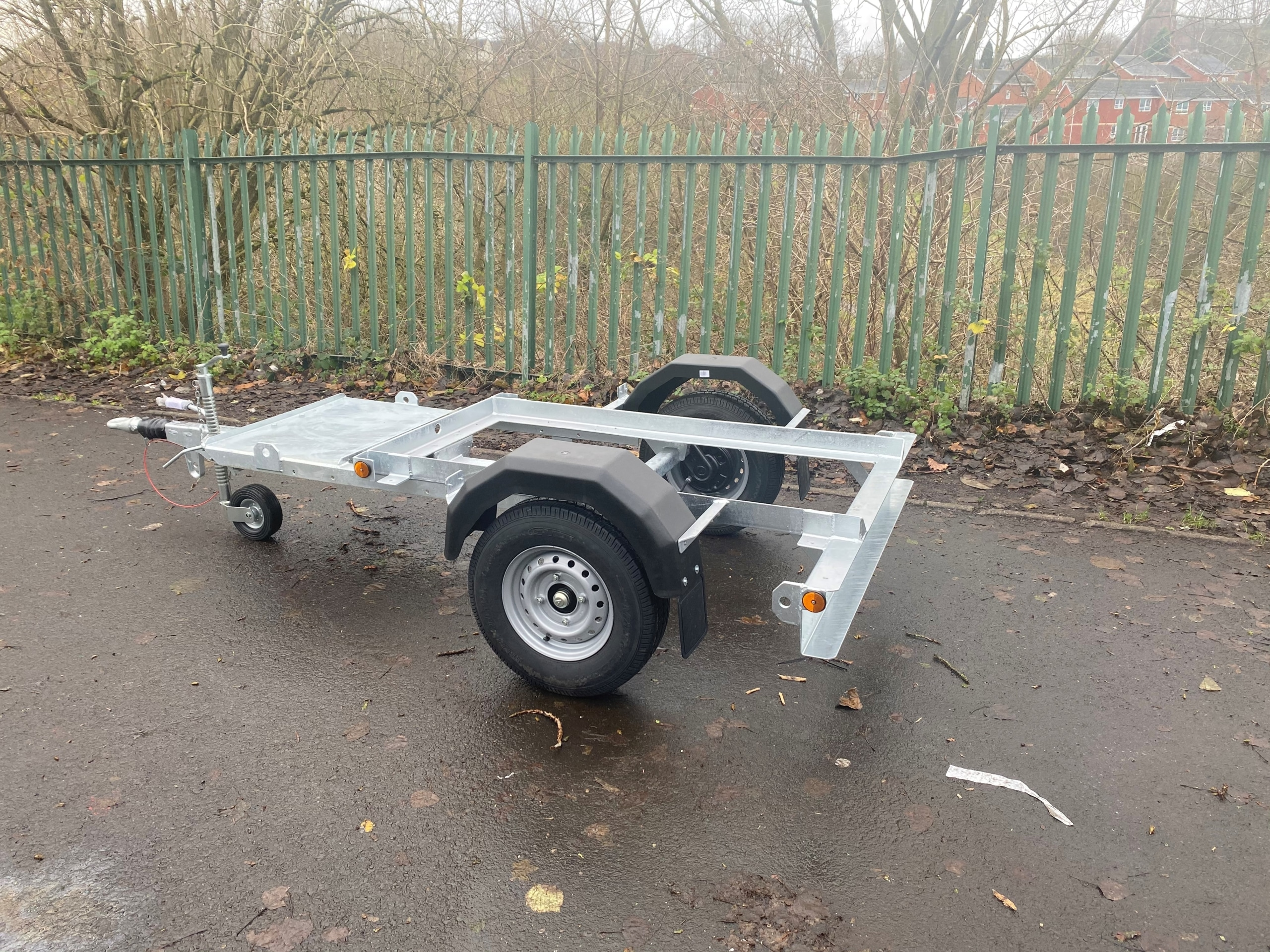 1125 Water Bowser Chassis