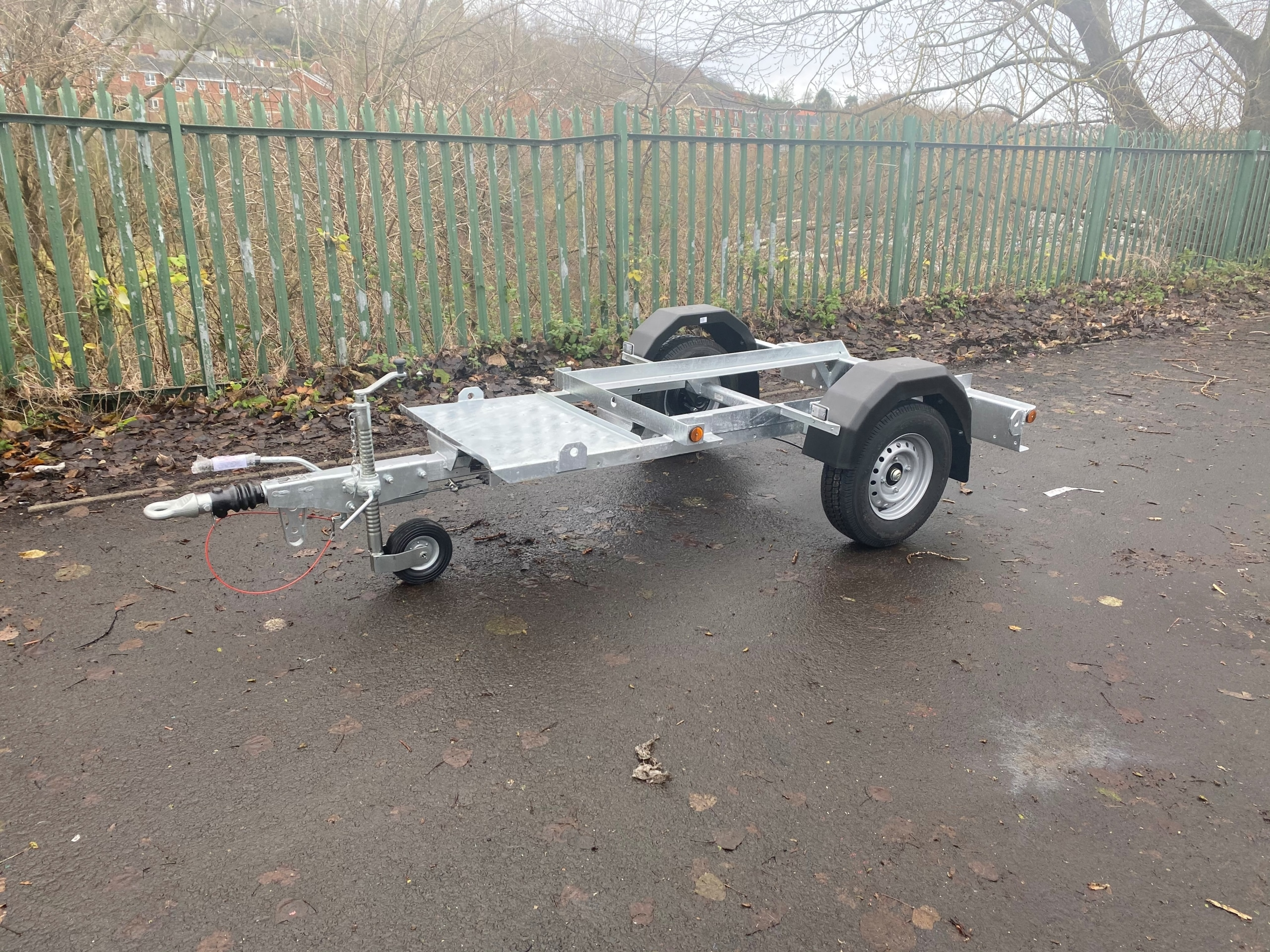 1125 Water Bowser Trailer