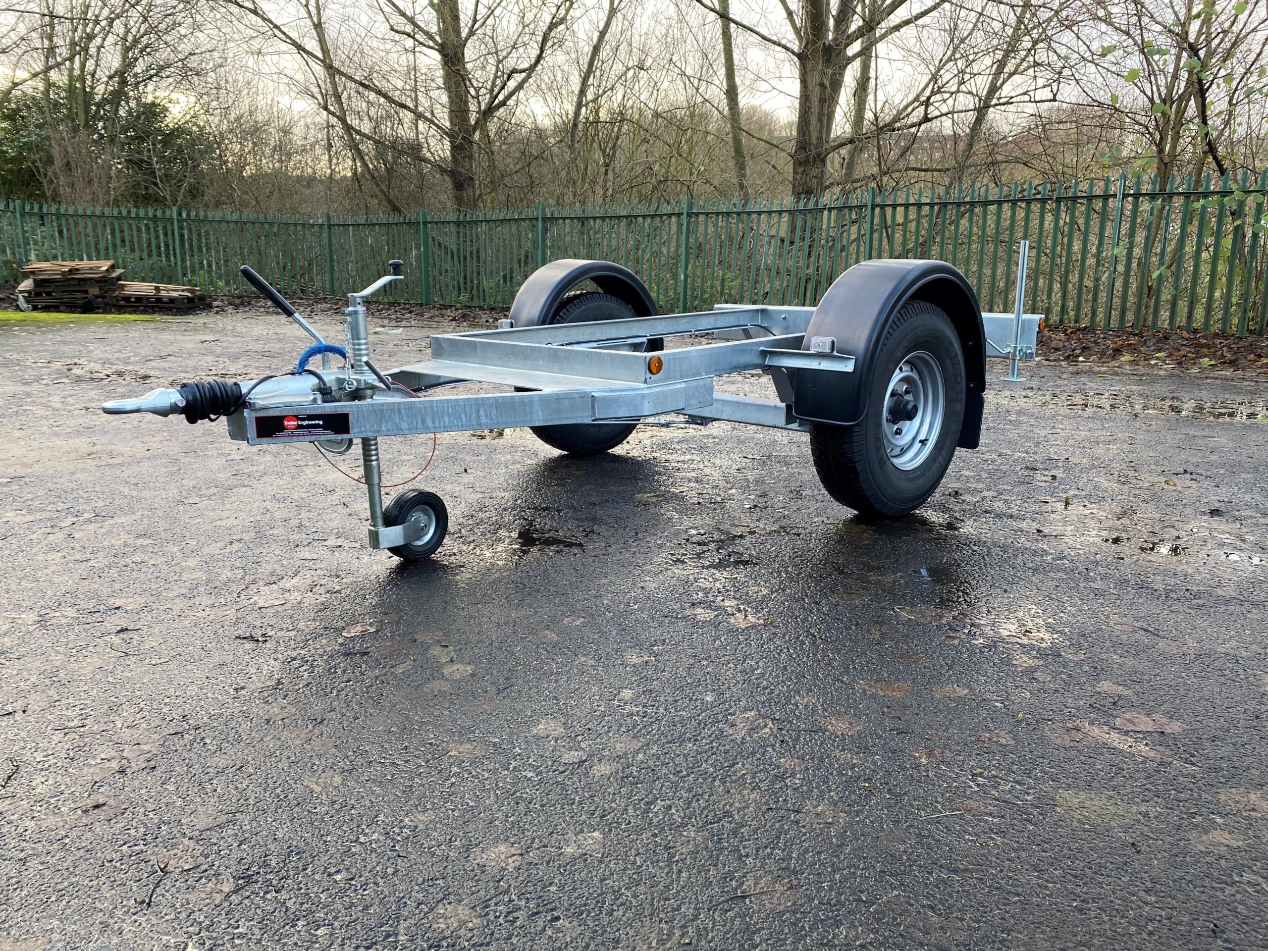 2140 Litre Fuel Bowser Trailer