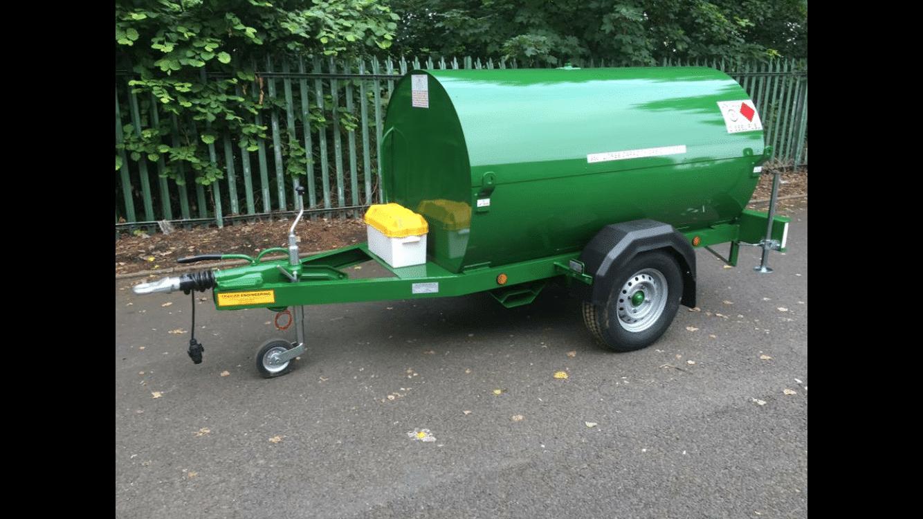Green Fuel Trailer