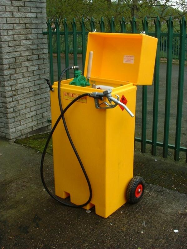 Diesel BOWSET Fuel caddy