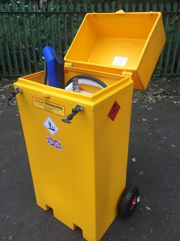 diesel fuel caddy