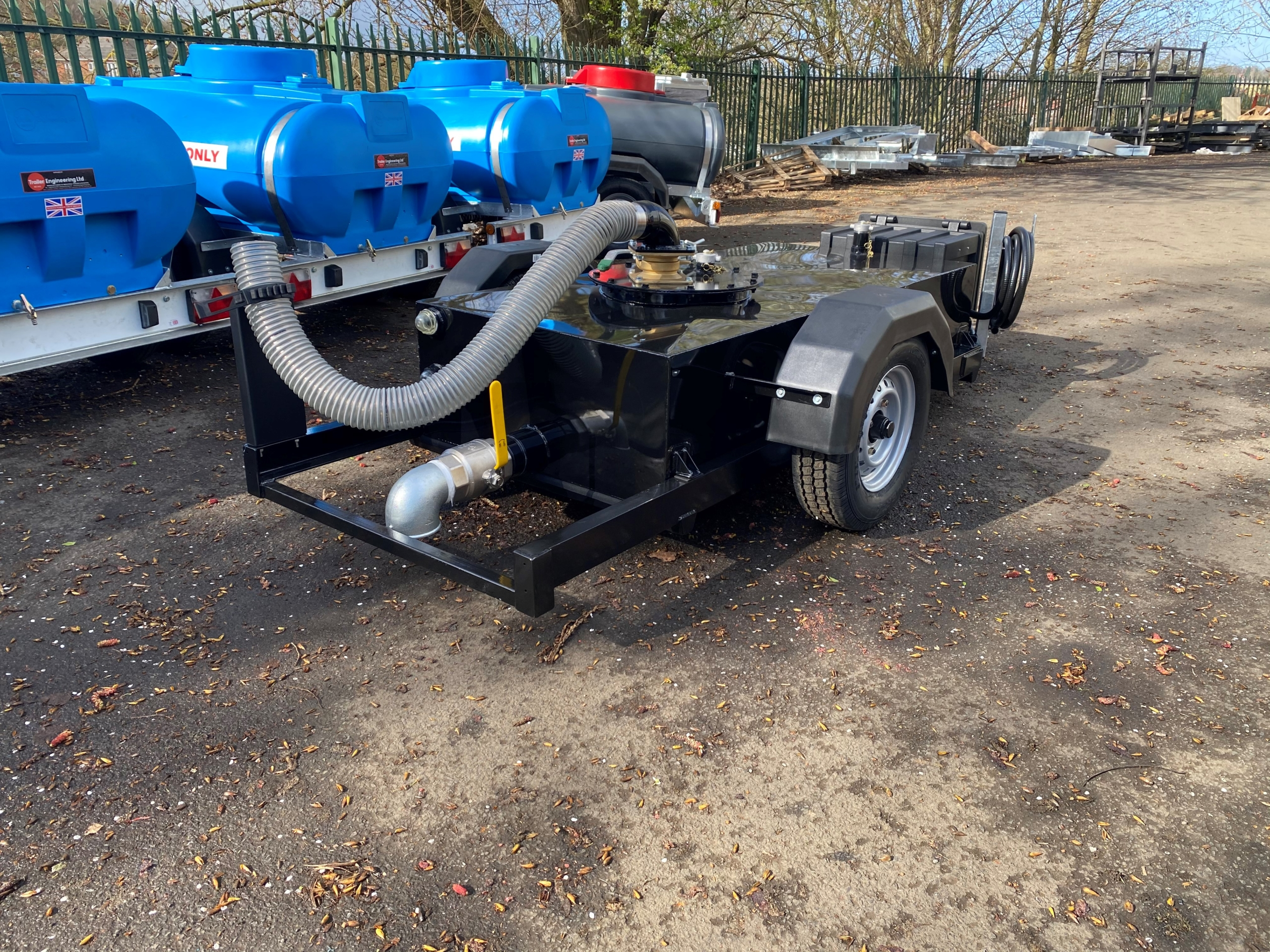 aircraft toilet lavertory tanker trailer scaled Private jet toilet tanker Trailer Engineering