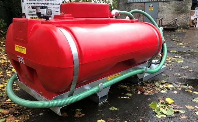 Pickering's Toilet Tanker