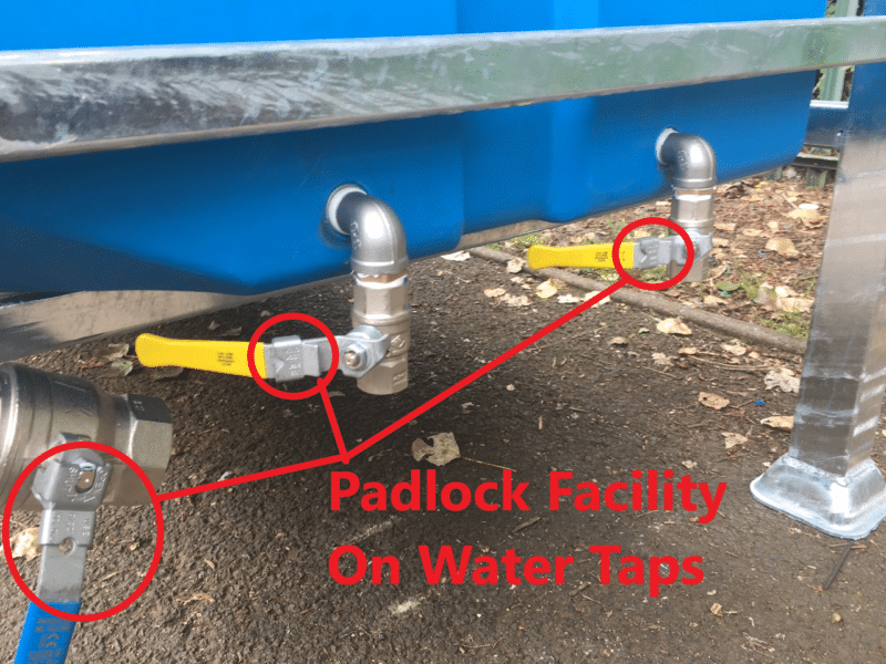 staka water bowsers lockable fittings What is a Bowser? Trailer Engineering
