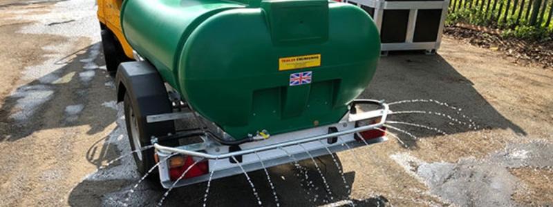Diesel Fuel Bowser