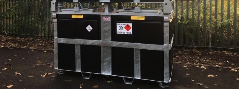 Fuel Cubes For Generators