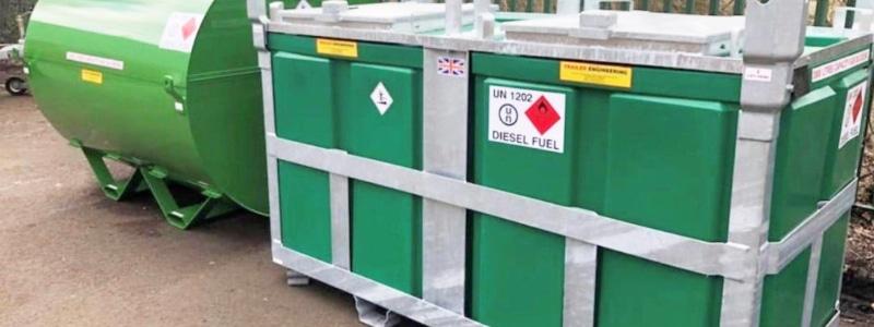 Diesel-Fuel-Cubes