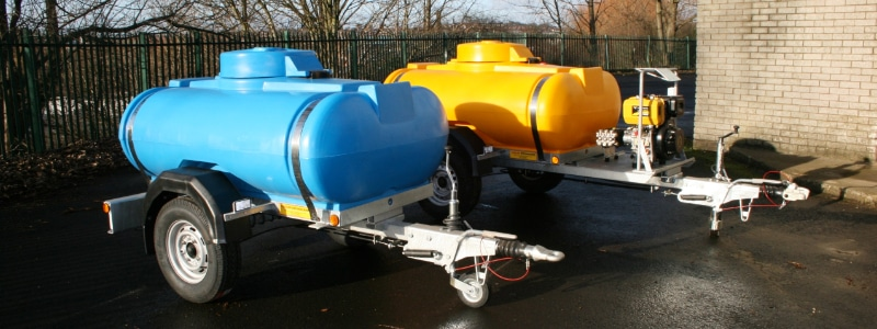Trailer Engineering Water Bowsers